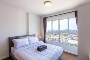 Baan Kiangfah Seaview Condominium, Apartmány  Hua Hin - big - 5
