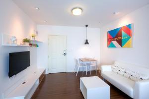 Baan Kiangfah Seaview Condominium, Apartmány  Hua Hin - big - 2