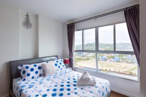 Baan Kiangfah Seaview Condominium, Apartmány  Hua Hin - big - 3