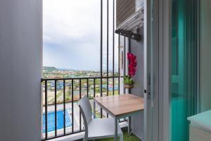 Baan Kiangfah Seaview Condominium, Apartmány  Hua Hin - big - 18