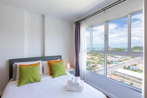 Baan Kiangfah Seaview Condominium, Apartmány  Hua Hin - big - 10