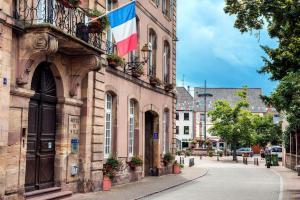 Zenitude Hôtel-Résidences Les Portes d'Alsace, Aparthotels  Mutzig - big - 33