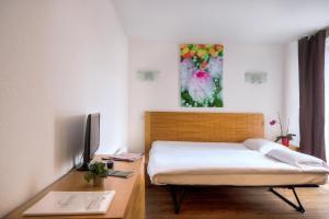 Zenitude Hôtel-Résidences Les Portes d'Alsace, Aparthotels  Mutzig - big - 19