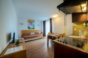 Zenitude Hôtel-Résidences Les Portes d'Alsace, Aparthotels  Mutzig - big - 5