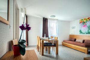 Zenitude Hôtel-Résidences Les Portes d'Alsace, Aparthotels  Mutzig - big - 23