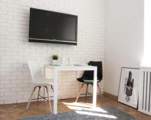 Studio in heart of Warsaw