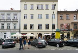 Old Town Residence Wolnica 9