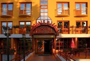 Hotel Minerva, Hotely  Mosonmagyaróvár - big - 21