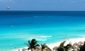 Beach Front Penthouse, Appartamenti  Cancún - big - 1