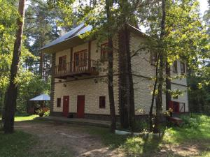 Дом отдыха Юбилейный, Покров
