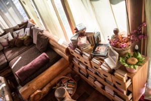 Holiday Home Koča na samem, Holiday homes  Moravske-Toplice - big - 46