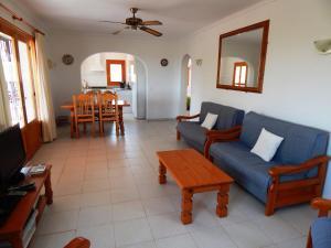 Villa Amistad, Villen  Orba - big - 7