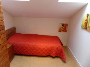 B&B Domaine de La Corbe, Bed & Breakfast  Bournezeau - big - 31