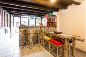 Casa no Centro Histórico de Paraty, Alloggi in famiglia  Parati - big - 24