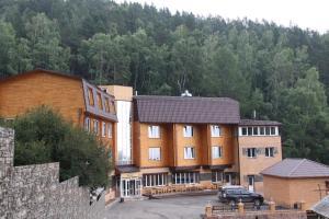 Отель Cозвездие Байкала