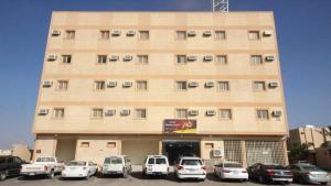 Afaq Al Elm Aparthotel, Апарт-отели  Унайза - big - 15