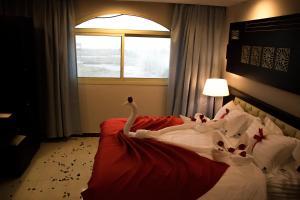 Alazhar Palace Hotel, Hotely  Al Qunfudhah - big - 87