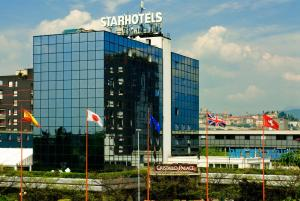 Starhotels Cristallo Palace - Hotel - Bergamo