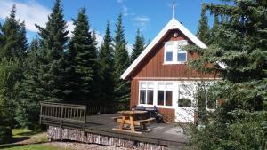 Rubin Holiday House Blondalsbud - Hallormsstaður
