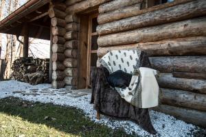 Holiday Home Koča na samem, Holiday homes  Moravske-Toplice - big - 68