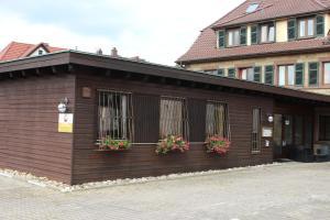 Hotelpension Klosterpost - Gondelsheim