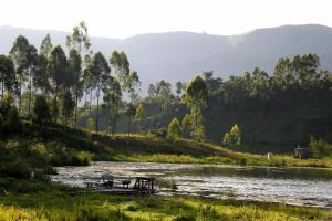 Lake Chahafi Resort, Luxury tents  Kisoro - big - 33