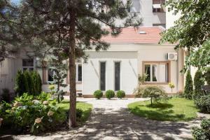 Green and Blue Garden Apartments, Apartmanok  Belgrád - big - 27