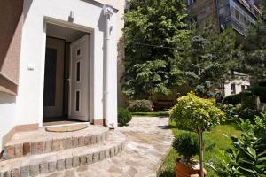 Green and Blue Garden Apartments, Ferienwohnungen  Belgrad - big - 9