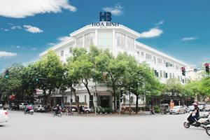Hoa Binh Hotel, Отели  Ханой - big - 1