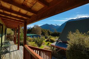Accommodation in Makarora