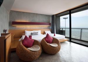 The Now Hotel, Hotely  Jomtien pláž - big - 45