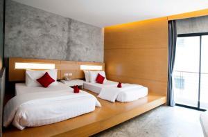 The Now Hotel, Hotely  Jomtien pláž - big - 44