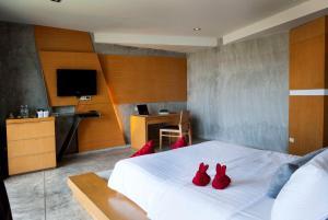 The Now Hotel, Hotely  Jomtien pláž - big - 87