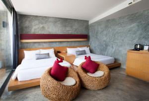 The Now Hotel, Hotely  Jomtien pláž - big - 15