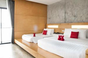 The Now Hotel, Hotely  Jomtien pláž - big - 39