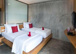 The Now Hotel, Hotely  Jomtien pláž - big - 64