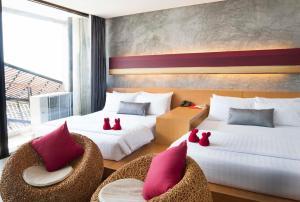 The Now Hotel, Hotely  Jomtien pláž - big - 22