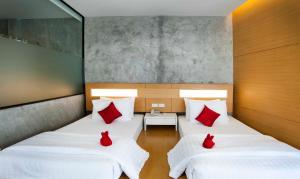 The Now Hotel, Hotely  Jomtien pláž - big - 3