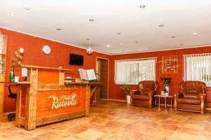 Загородный отель Райвола, Курортные отели  Рощино - big - 17