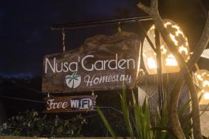 Nusa Garden Home Stay, Privatzimmer  Nusa Lembongan - big - 30