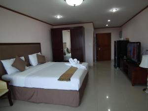 Abricole at Pattaya Hill, Apartmány  Phatthajá - big - 52