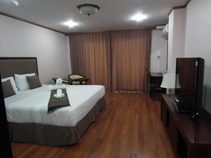 Abricole at Pattaya Hill, Ferienwohnungen  Pattaya South - big - 53