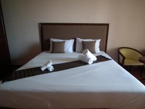 Abricole at Pattaya Hill, Ferienwohnungen  Pattaya South - big - 54