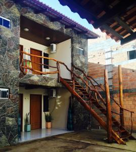 Reges Hostel, Hostely  Alto Paraíso de Goiás - big - 1