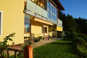 Haus Margit, Проживание в семье  Schlierbach - big - 30