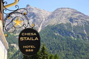 Chesa Staila Hotel - B&B, B&B (nocľahy s raňajkami)  La Punt-Chamues-ch - big - 73