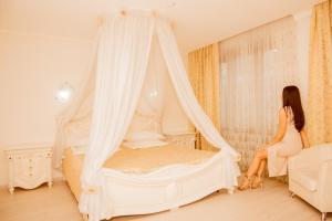 Гостиница Огни Енисея, Hotels  Krasnoyarsk - big - 27