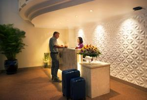 Roseland Corp Hotel, Hotels  Ho-Chi-Minh-Stadt - big - 48