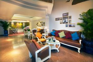 Roseland Corp Hotel, Hotels  Ho-Chi-Minh-Stadt - big - 43