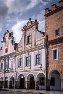 Apartmany Chornitzeruv dum - Brno